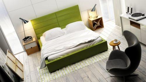 Łóżko Quaddro Duble