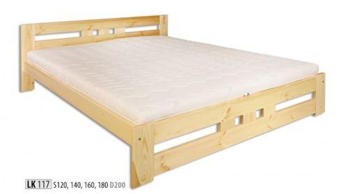 Łóżko LK 117